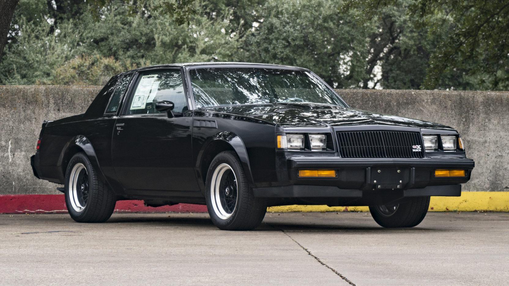 Final Buick GNX (1)
