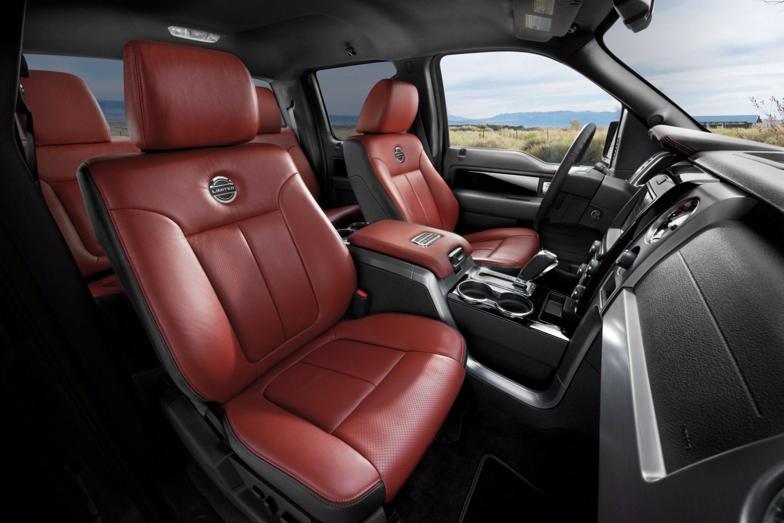 Ford f 150 svt raptor f 150 limited 2013 - 2013 ford f 150 interior accessories ...