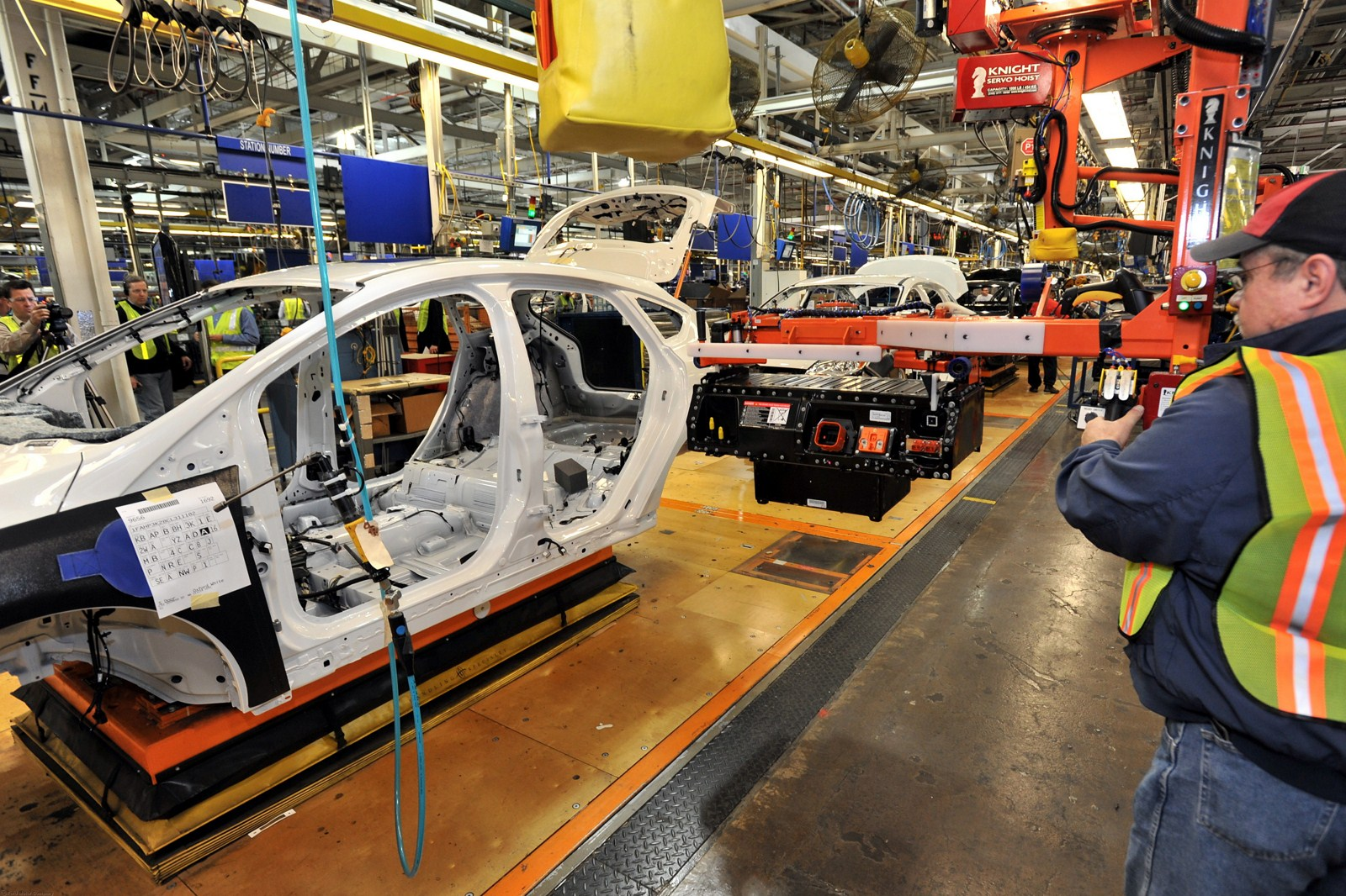 ford and flexible manufacturing From the archive: this article was originally published on jan 24, 2006.
