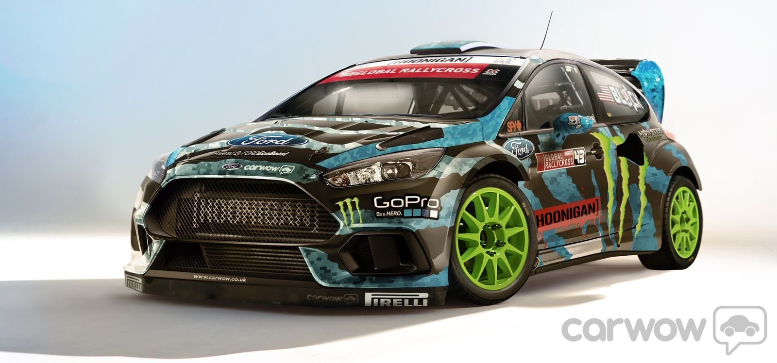 Which Car Does Ford Use In Wrc