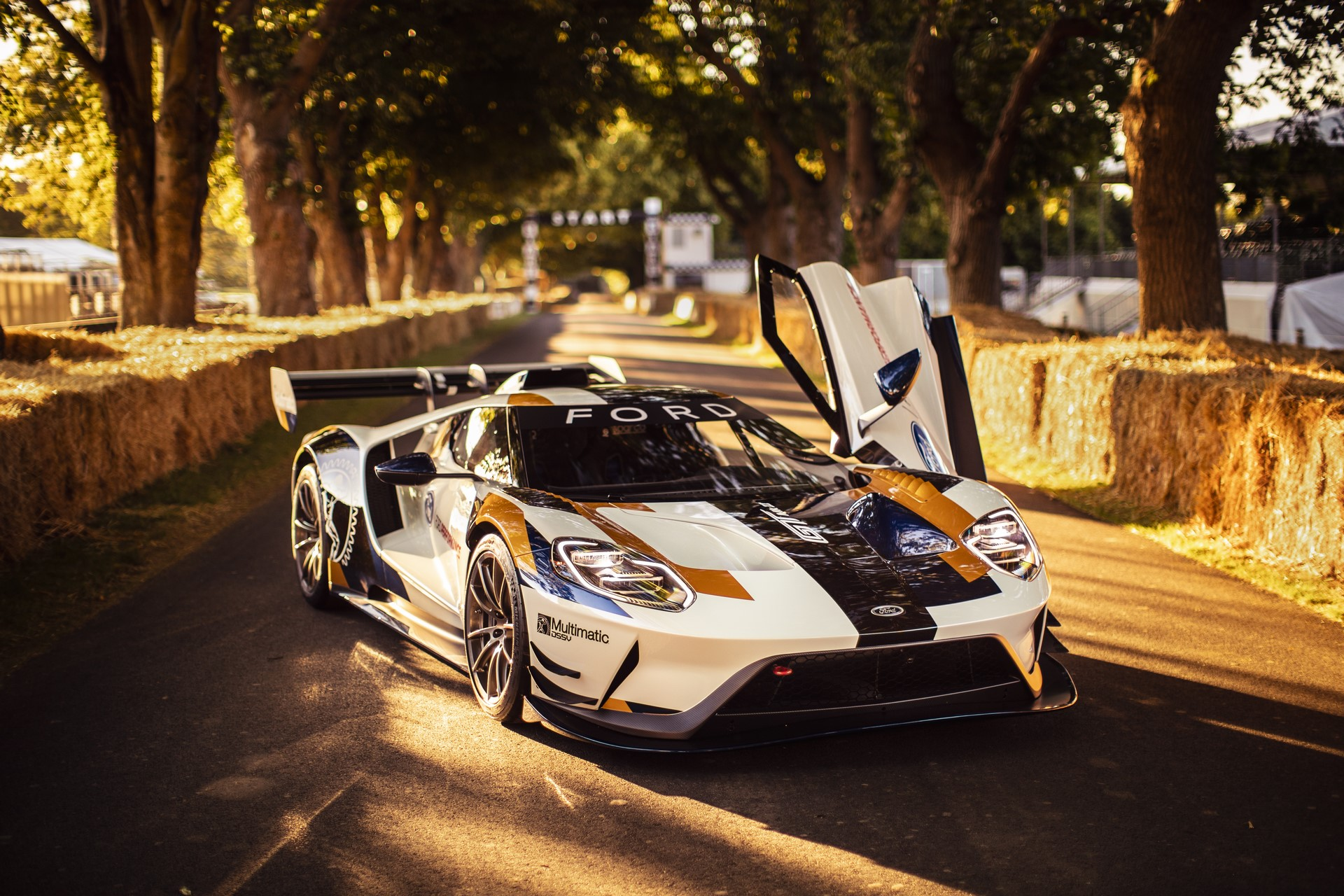Limited-Edition, Track-Only Ford GT Mk II Unleashes the Next Level of Ford GT Supercar Performance