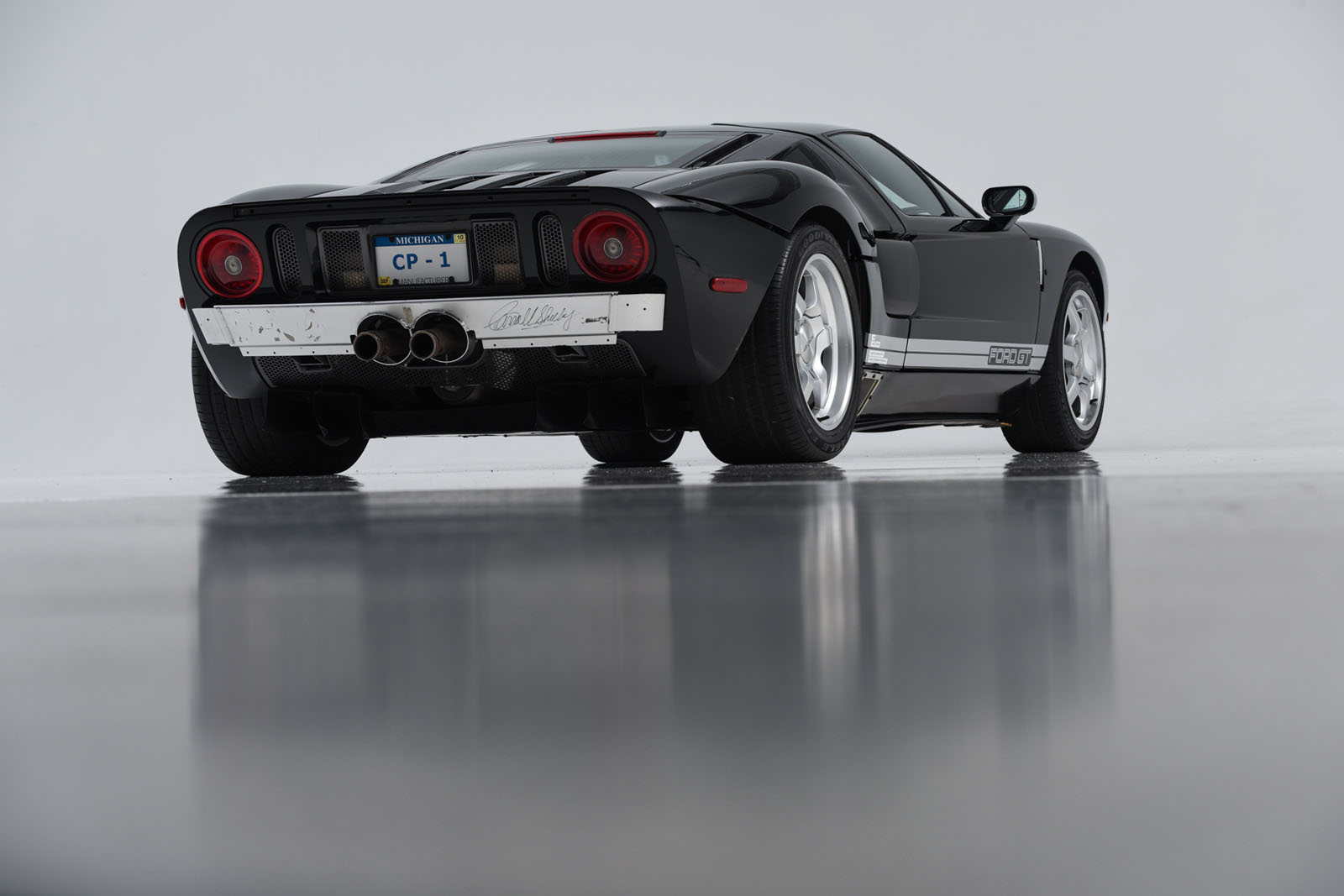 Ford GT Prototype CP-1 auction (18)