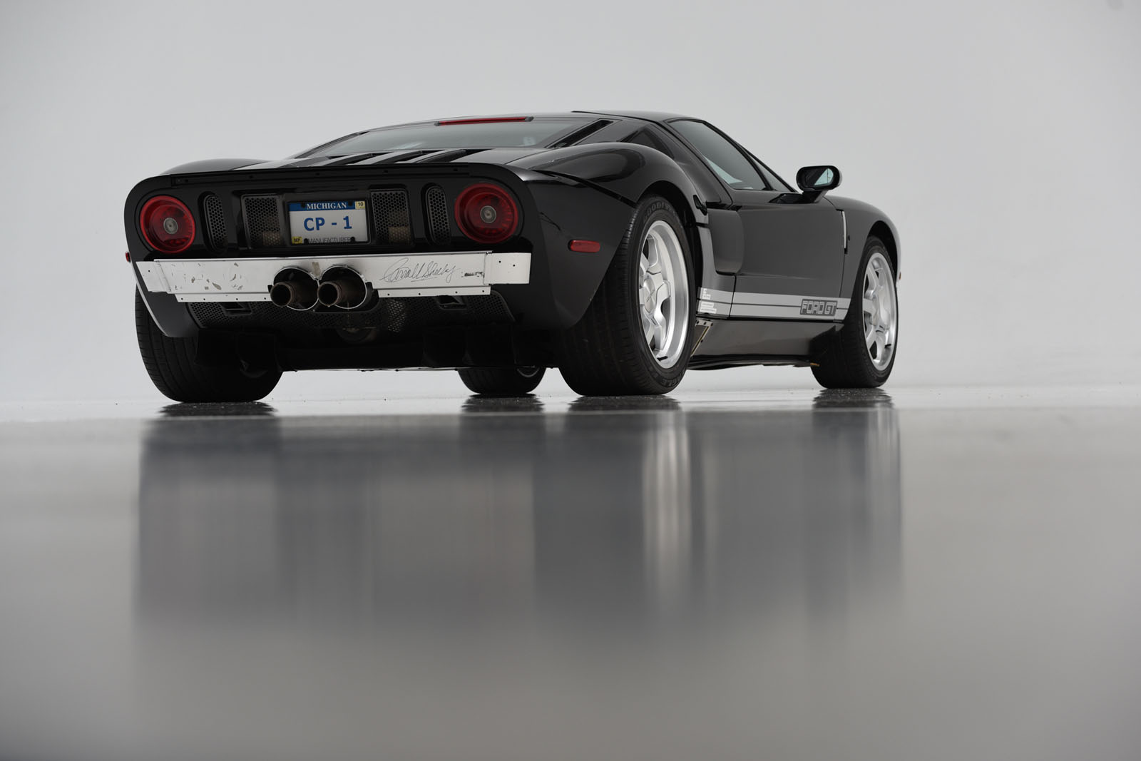 Ford GT Prototype CP-1 auction (19)