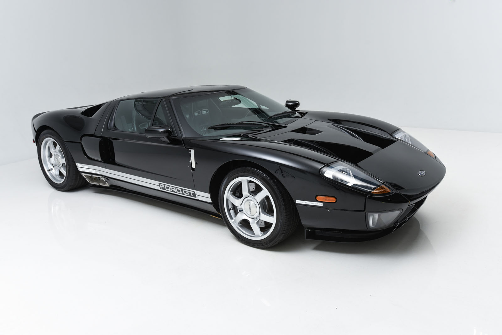 Ford GT Prototype CP-1 auction (2)