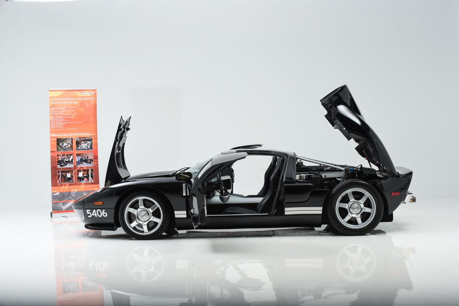 Ford GT Prototype CP-1 auction (34)