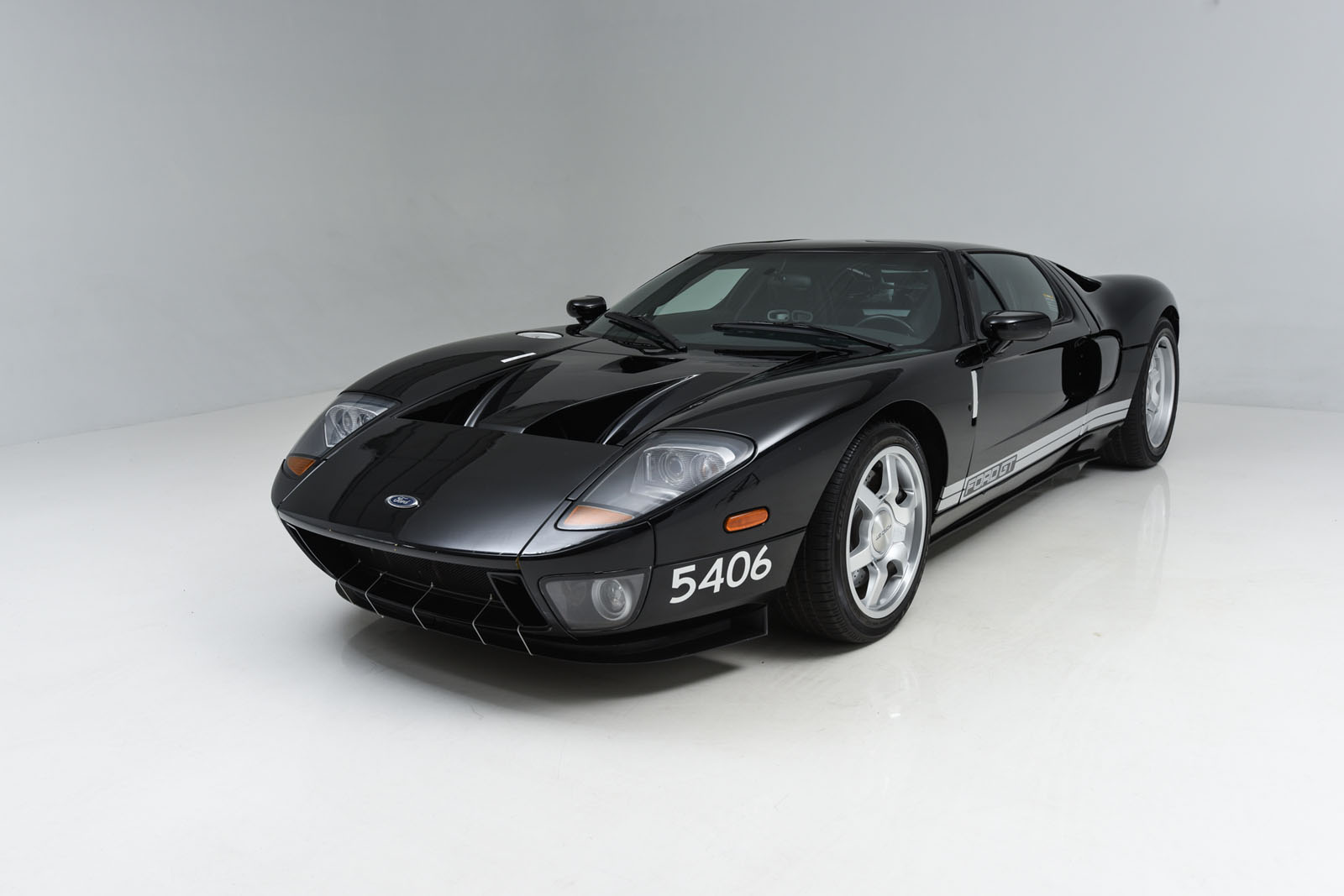 Ford GT Prototype CP-1 auction (5)