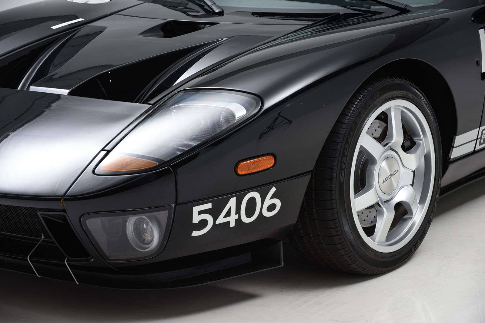 Ford GT Prototype CP-1 auction (93)