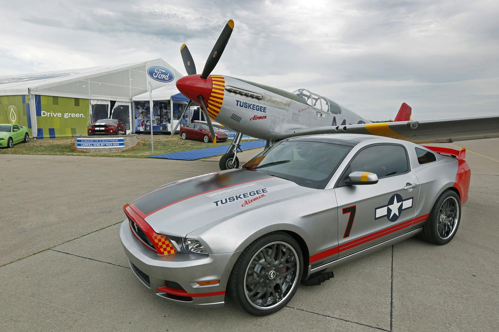 Ford mustang red tails edition 1 jpg