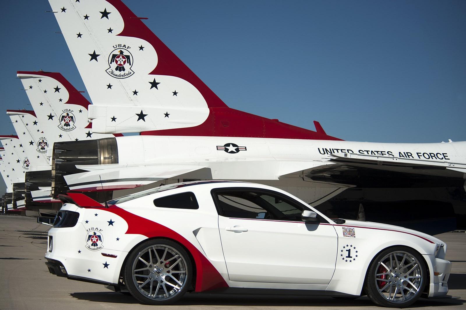 mustang us air force.