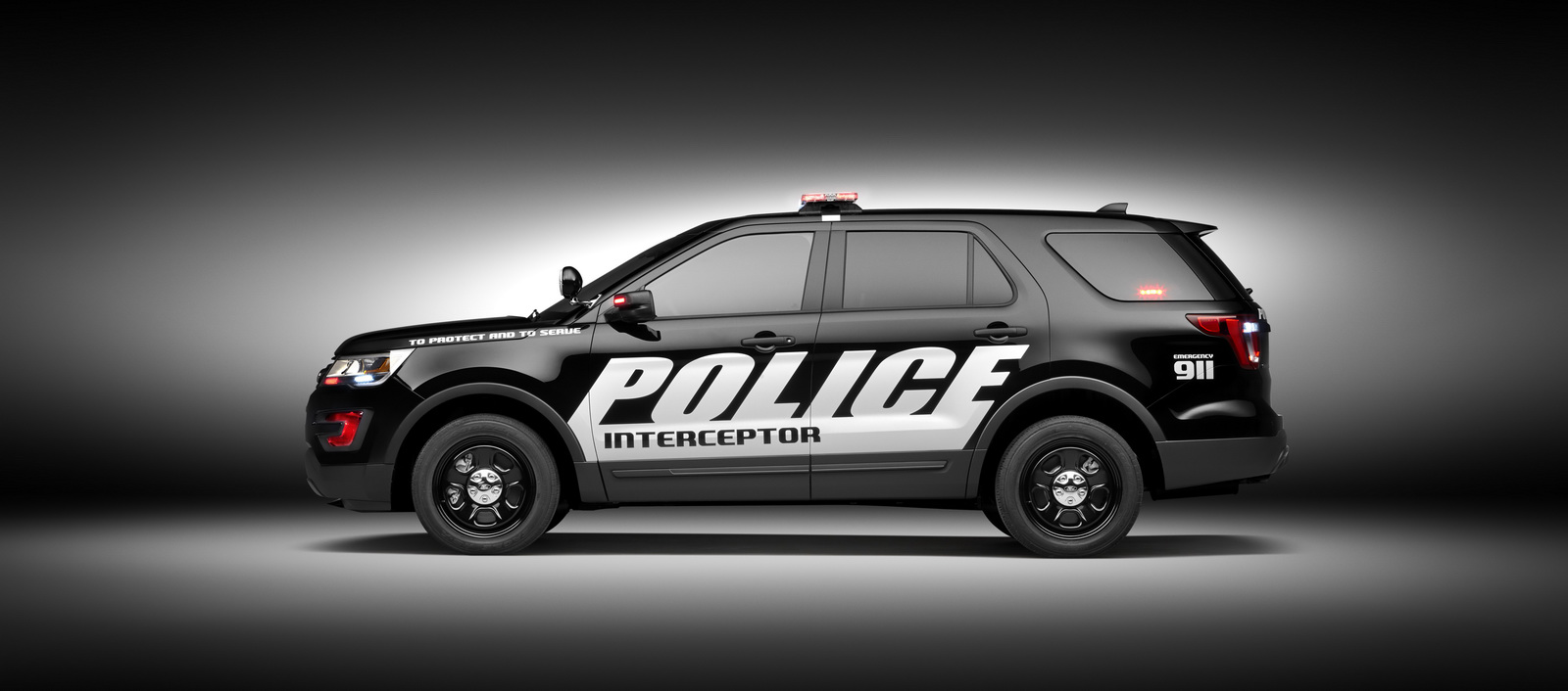 Creative The 2016 Ford Police Interceptor Utility Is Ready To Hit The Streets