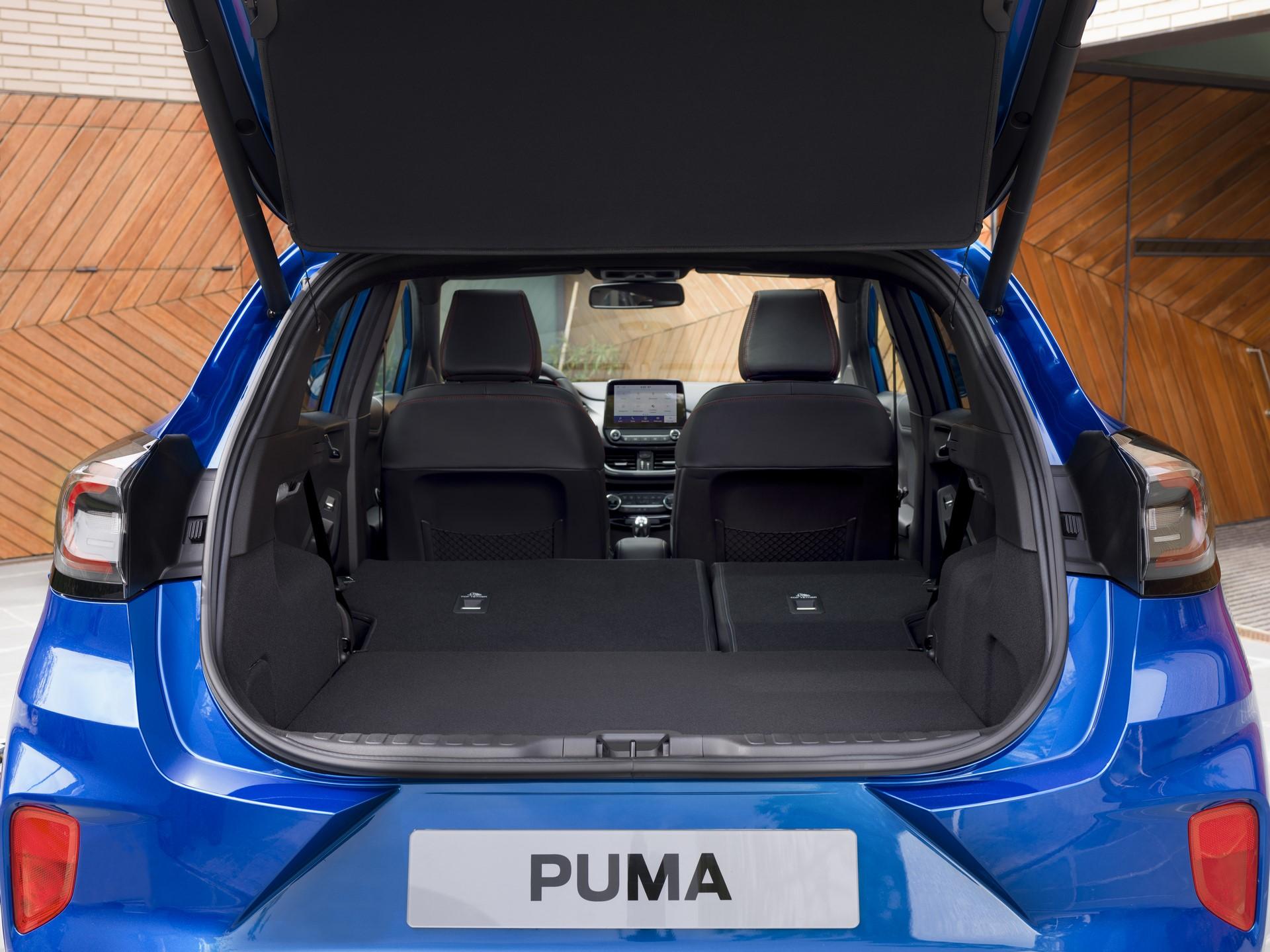 2019 FORD PUMA ST-Line Rear