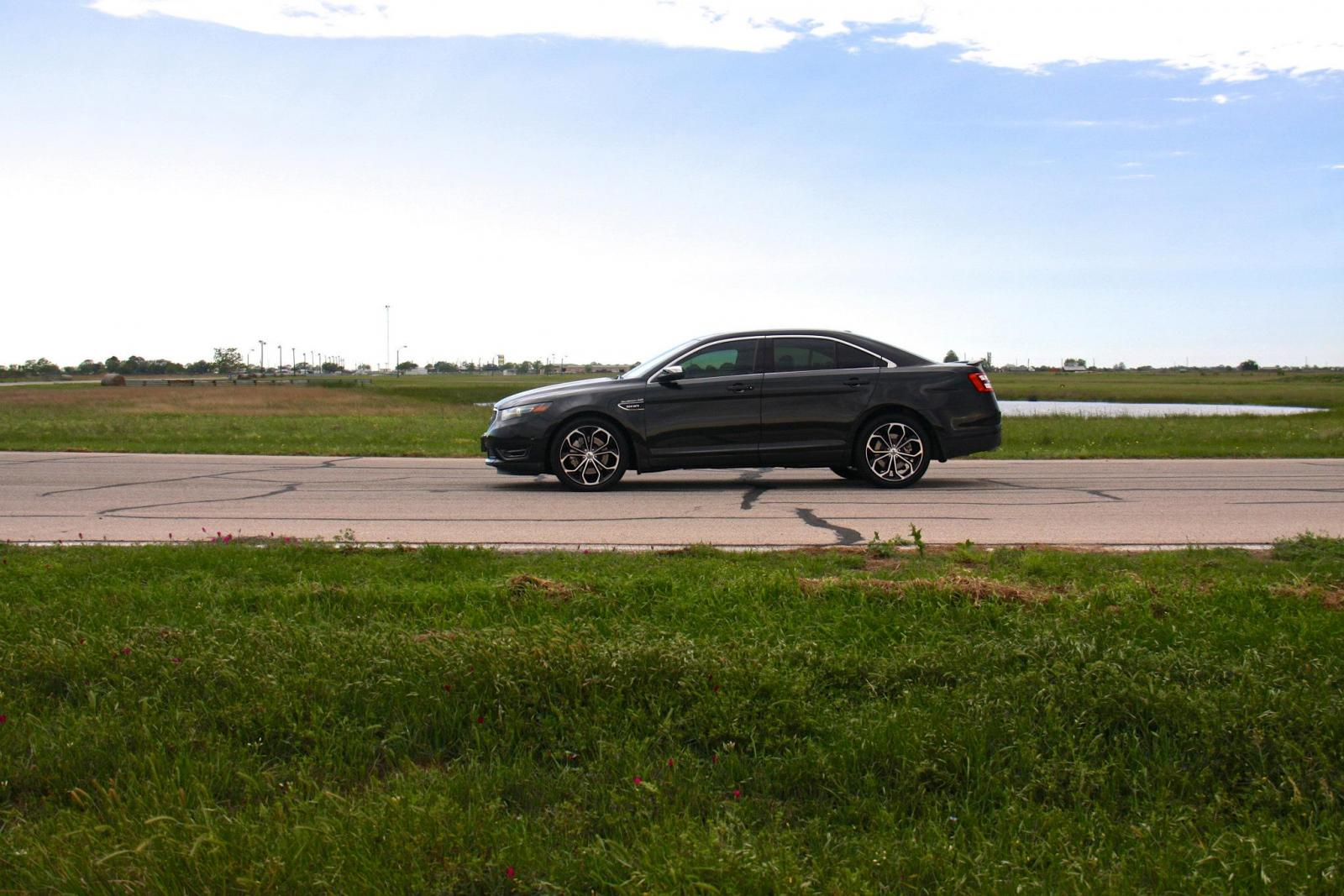 Ford Taurus SHO by Hennessey Autoblog