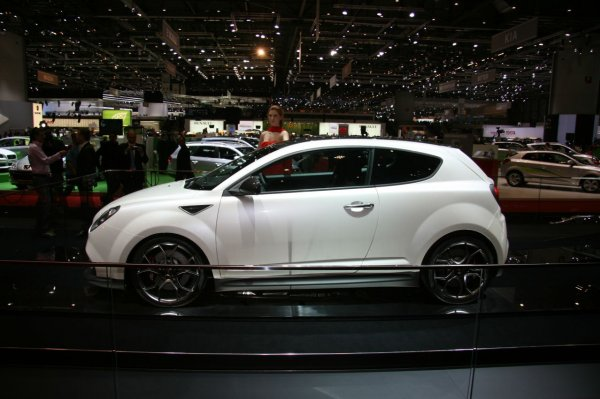 2009 Alfa Romeo Mito Gta Concept. Index of