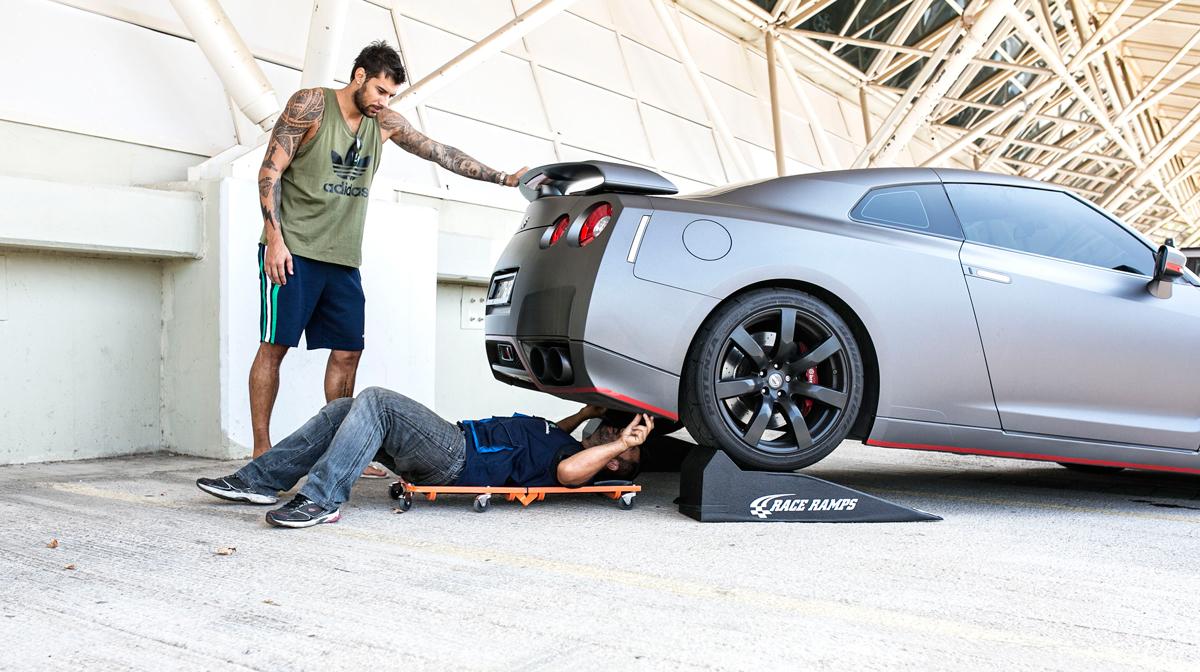Giorgos Printezis Nissan GT-R (4)