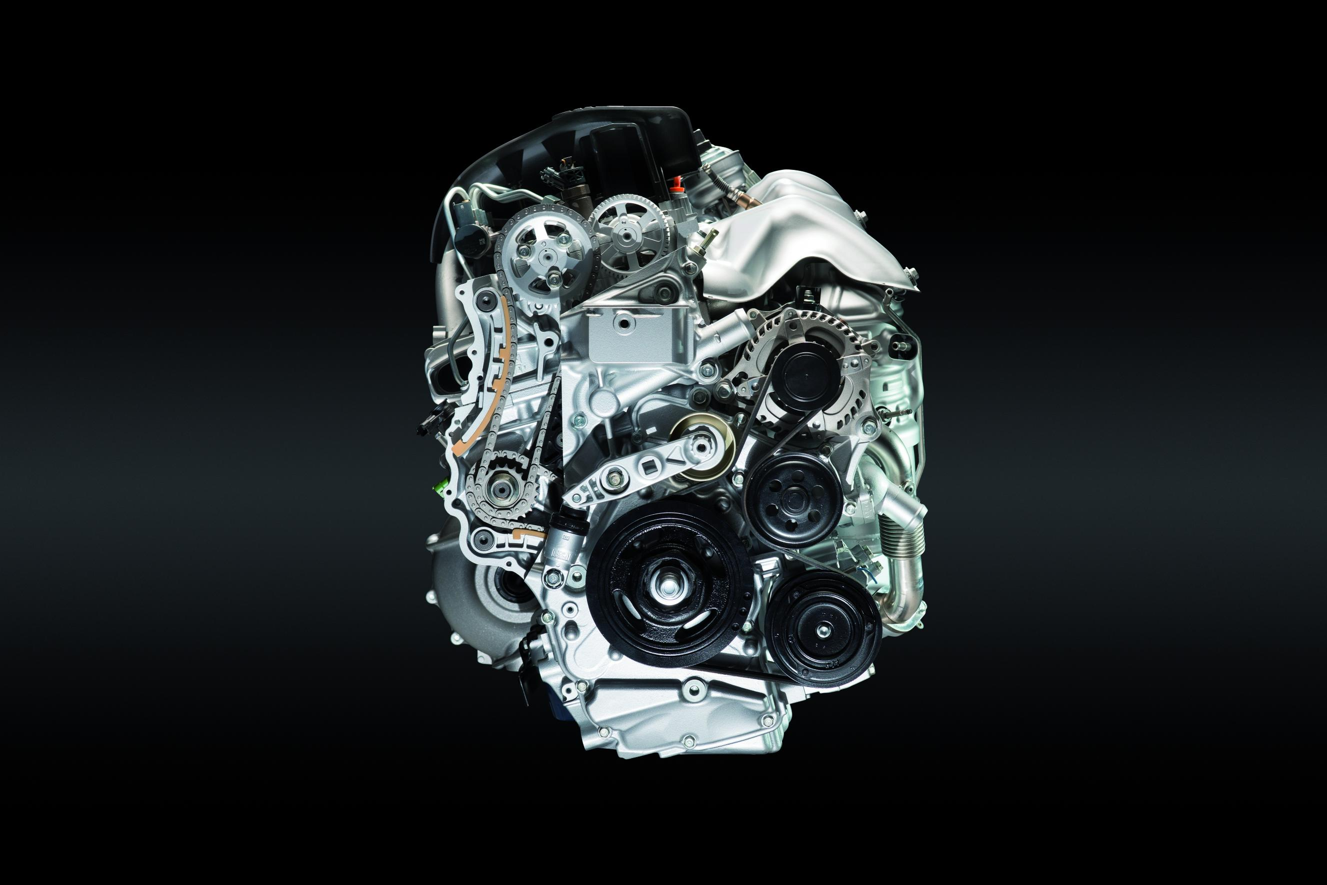 I-dtec diesel engine technology pdf