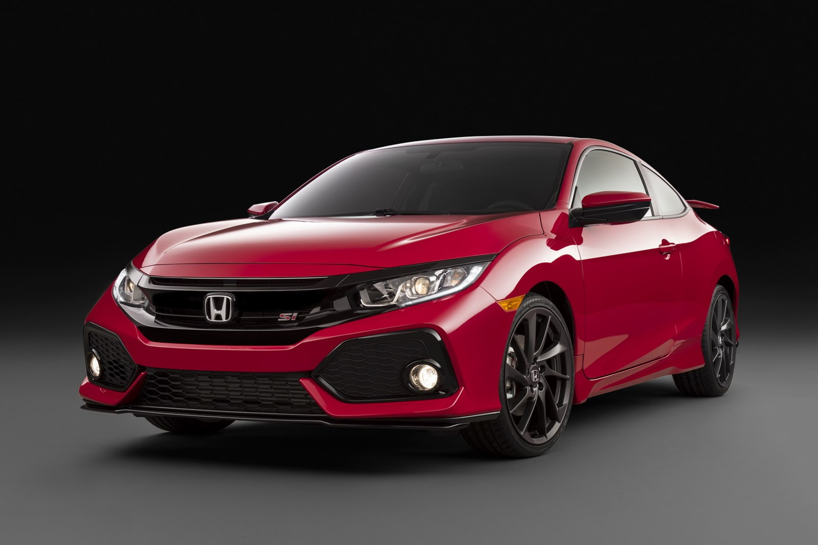 Honda Civic Si 2017 (2)