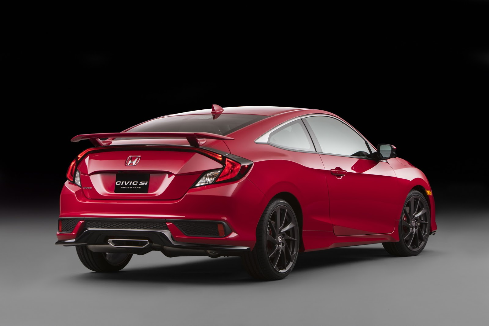 Honda Civic Si 2017 (3)