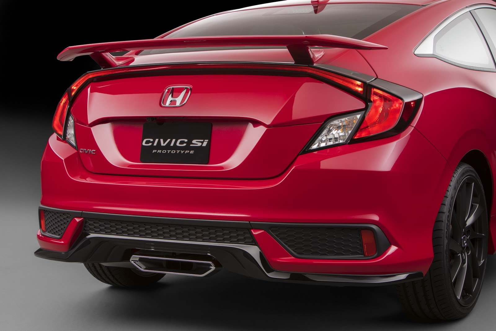 Honda Civic Si 2017 (6)