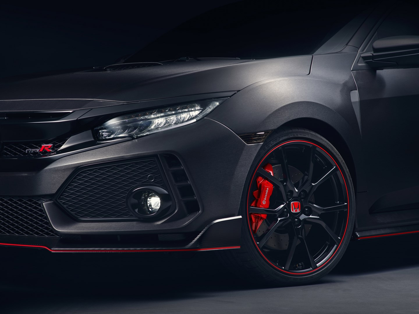New Civic Type R Prototype breaks cover in Paris