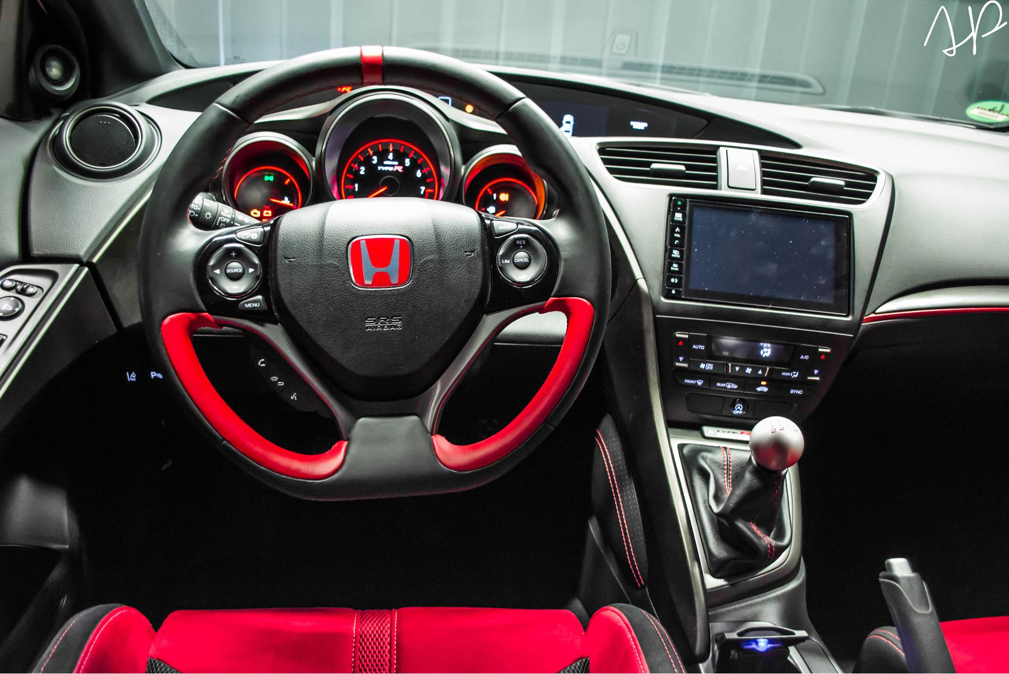 honda civic type r by shiftech 356. Black Bedroom Furniture Sets. Home Design Ideas