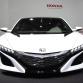 Honda NSX Concept in white