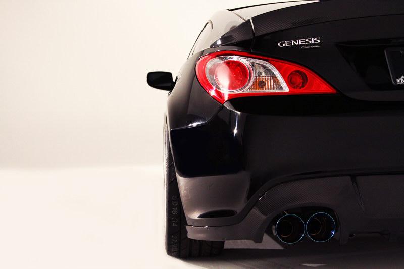 Hyundai Genesis Coupe 5 0 V8 ή ό