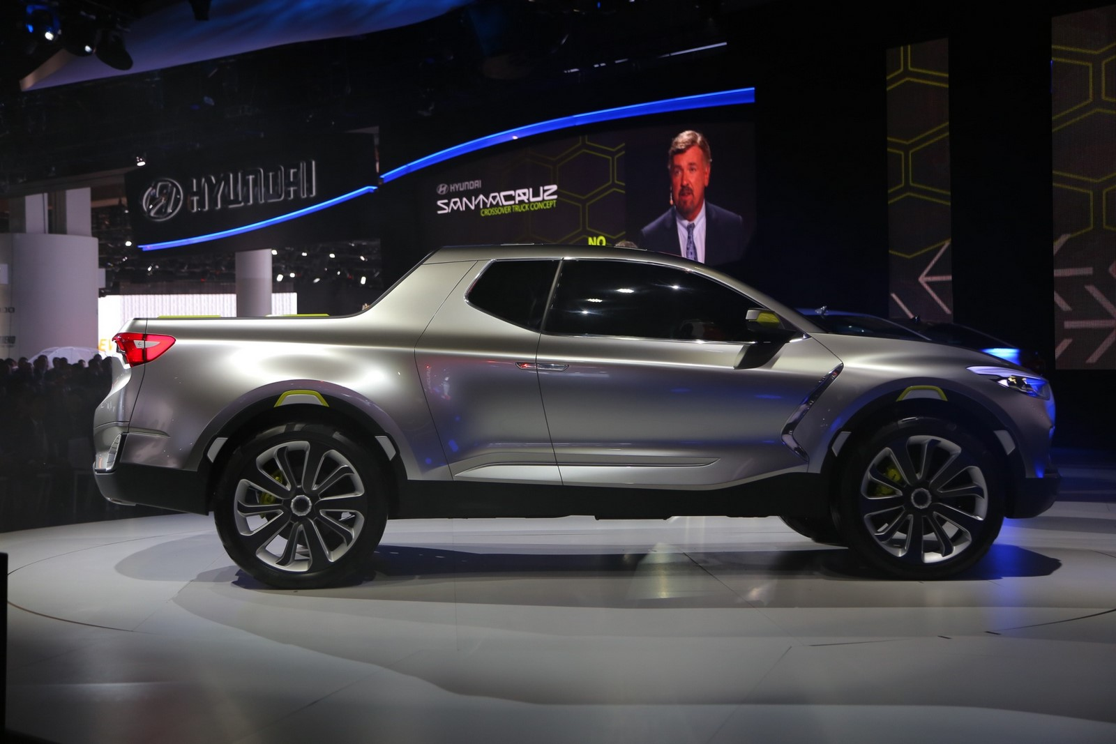 Hyundai Santa Cruz Crossover Truck Concept Aimed At Urban