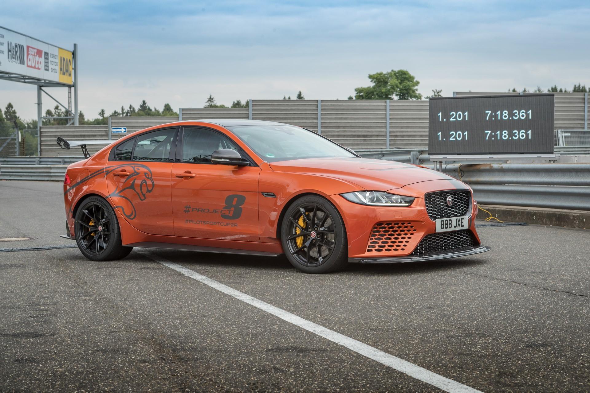 Jaguar-XE-SV-Project-8-new-Nurburgring-record-1