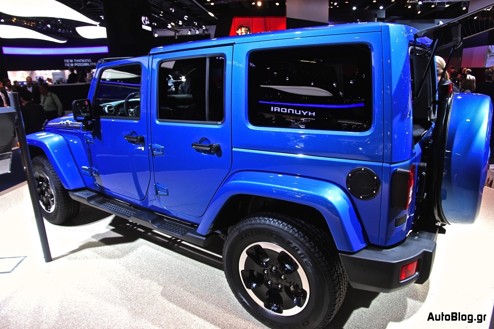 2013 jeep wrangler polar edition. Black Bedroom Furniture Sets. Home Design Ideas