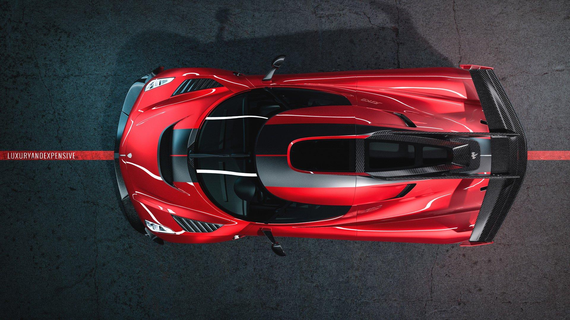 Koenigsegg-Jesko-Cherry-Red-Edition-10-13