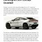 Lamborghini Crossover Leaked Specs