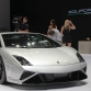 Lamborghini Gallardo Squadra Corse Live in Frankfurt 2013