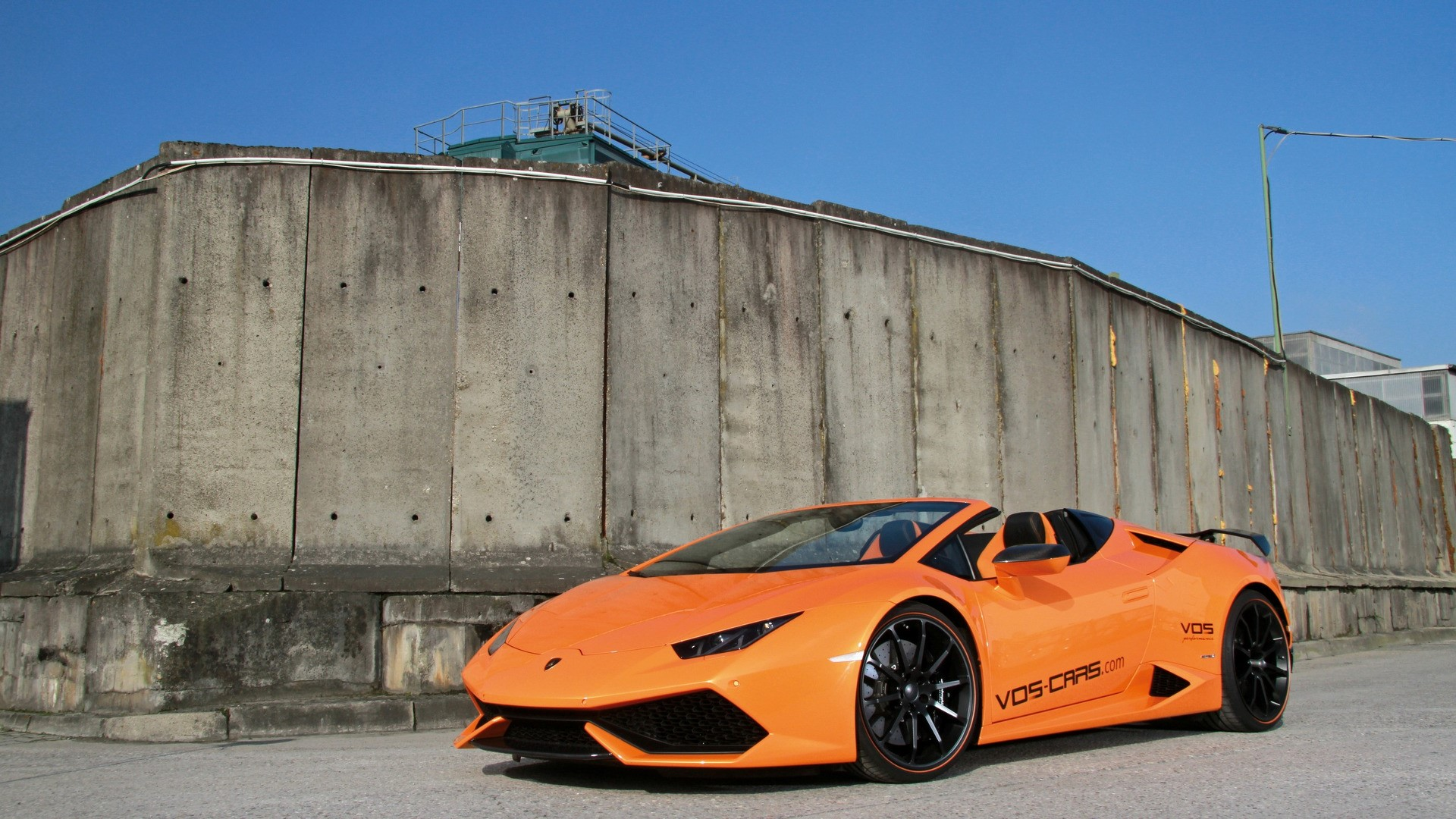 Lamborghini Huracan Spyder by Vision of Speed (1)