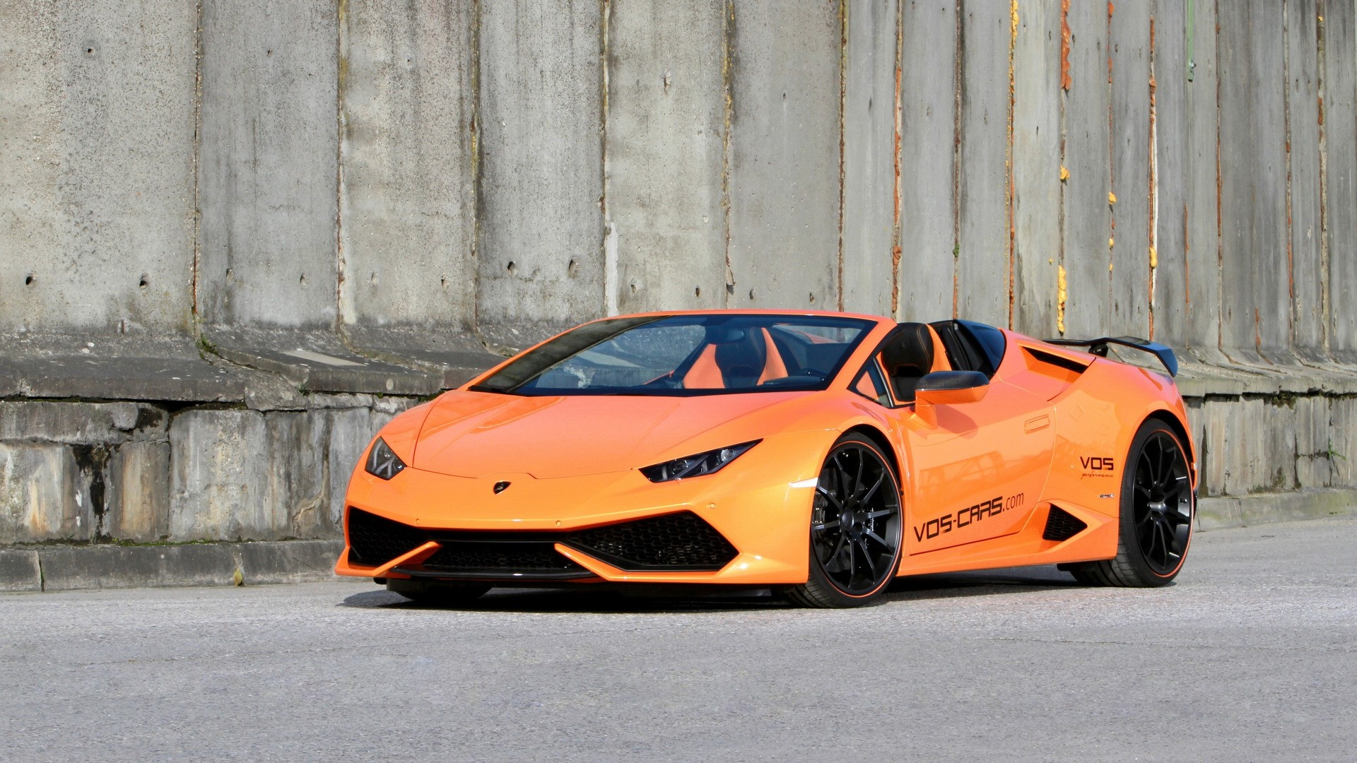 Lamborghini Huracan Spyder by Vision of Speed (3)