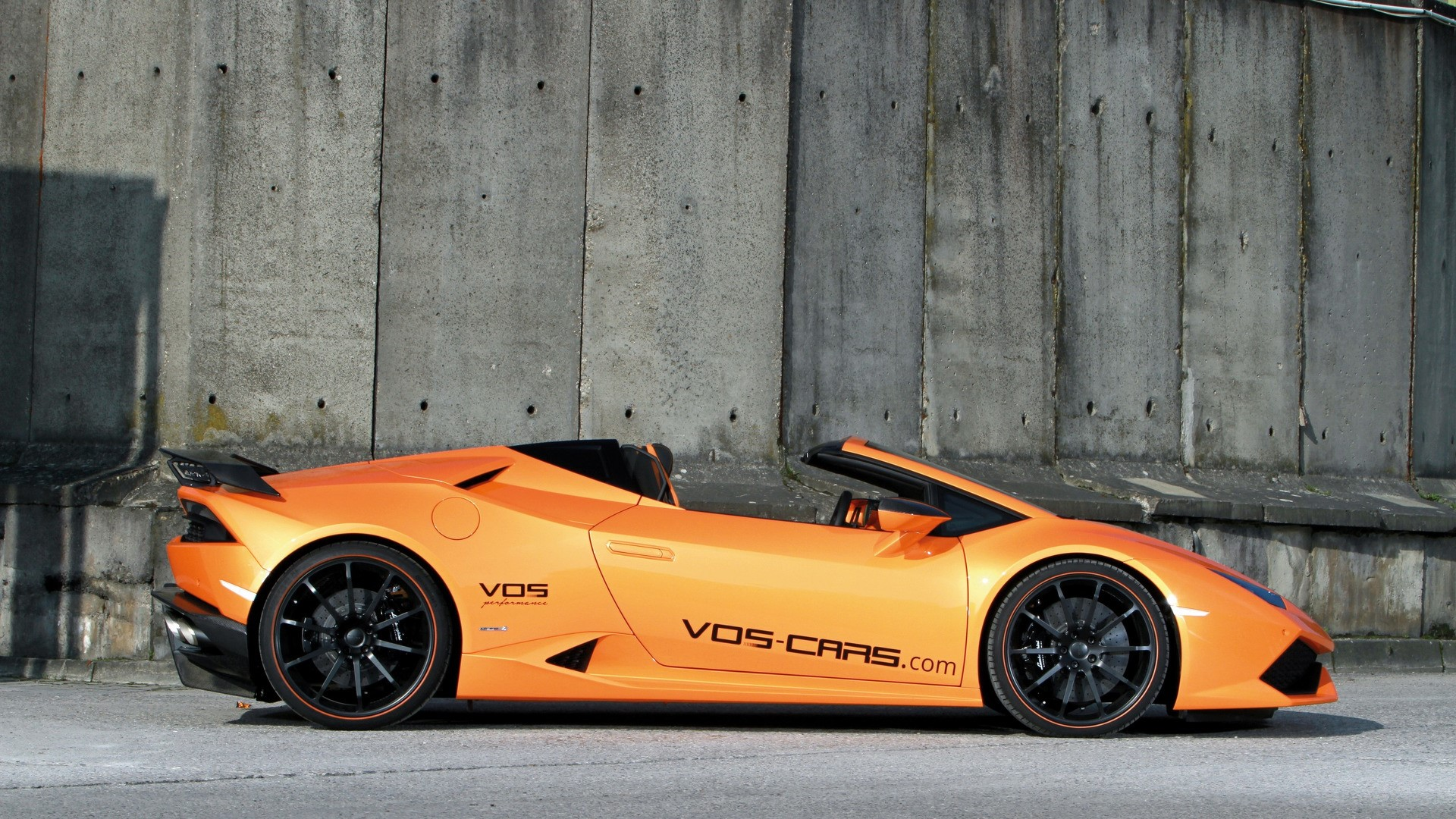 Lamborghini Huracan Spyder by Vision of Speed (4)