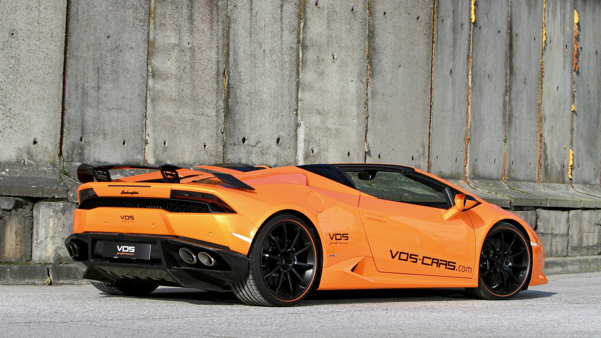 Lamborghini Huracan Spyder by Vision of Speed (5)