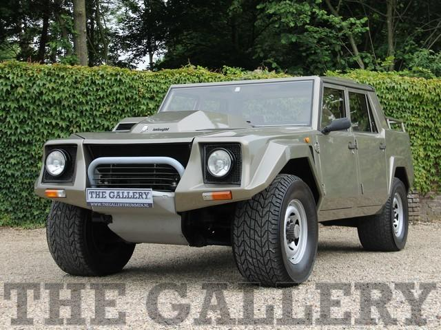 Index Of Wp Content Gallery Lamborghini Lm002 For Sale