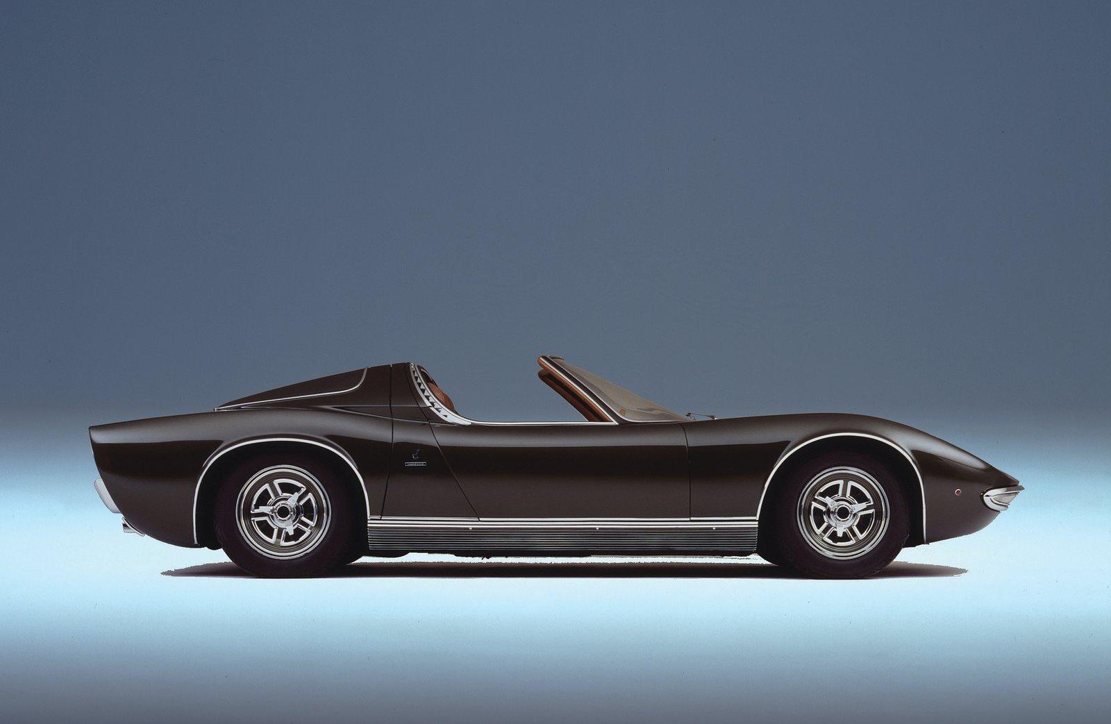 Lamborghini ή ή Techno Classica One Off Miura Roadster Veneno