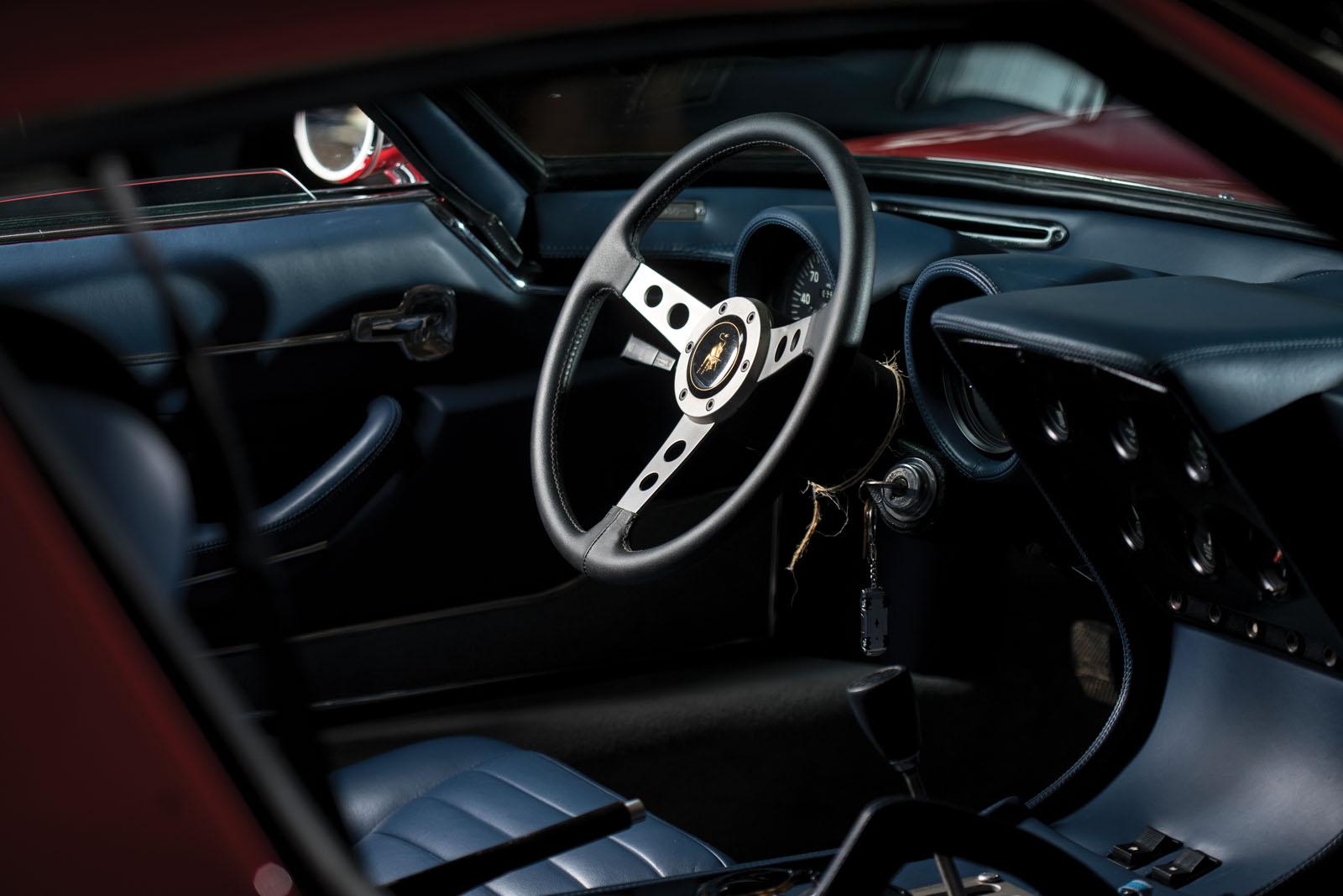 Lamborghini Miura SV in auction (10)