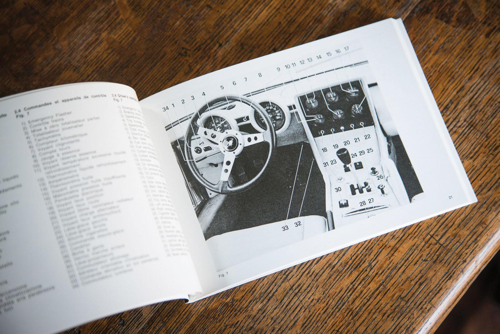Lamborghini Miura SV in auction (22)