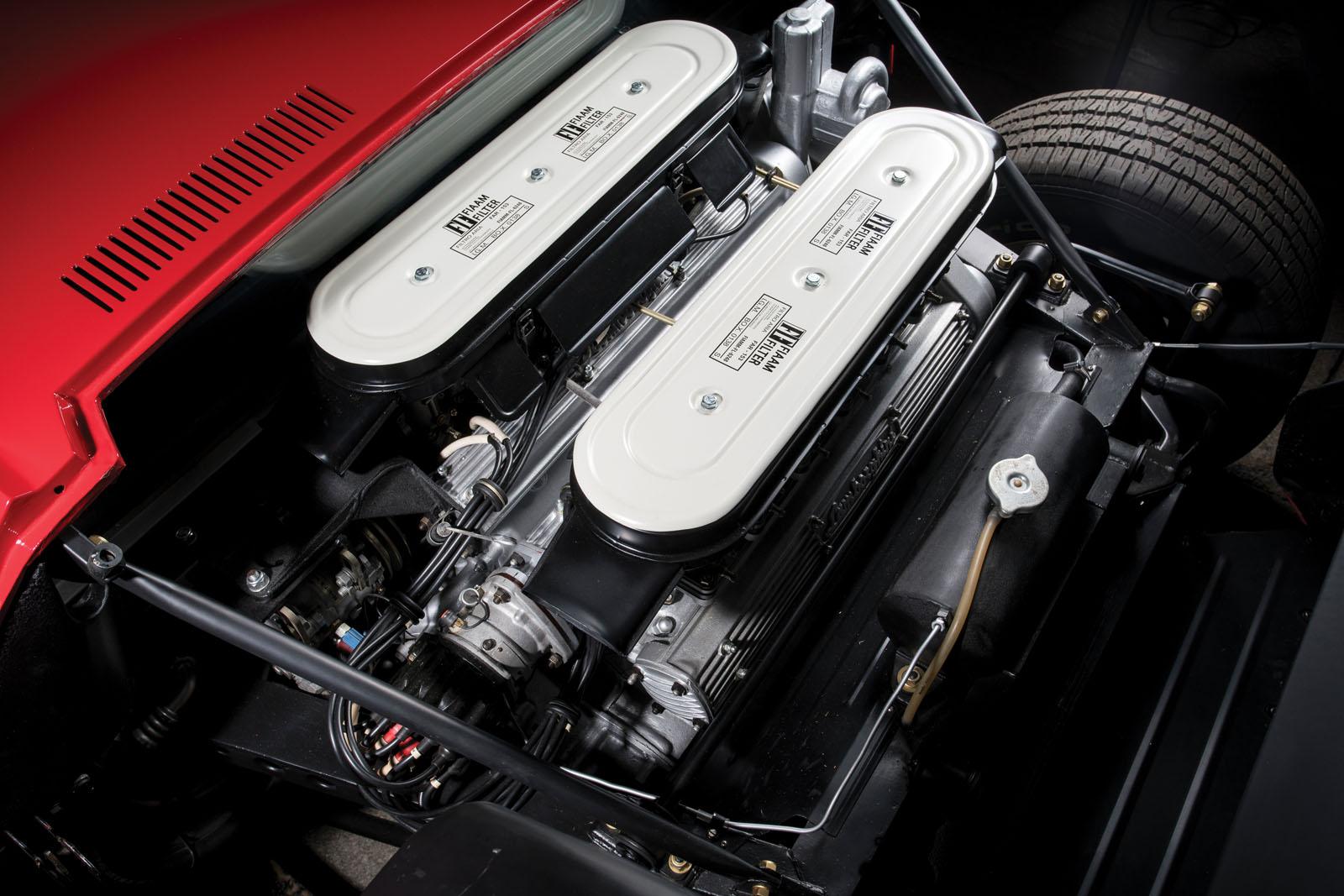 Lamborghini Miura SV in auction (3)