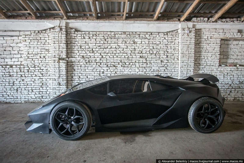 Index Of Wp Content Gallery Lamborghini Sesto Elemento Replica From