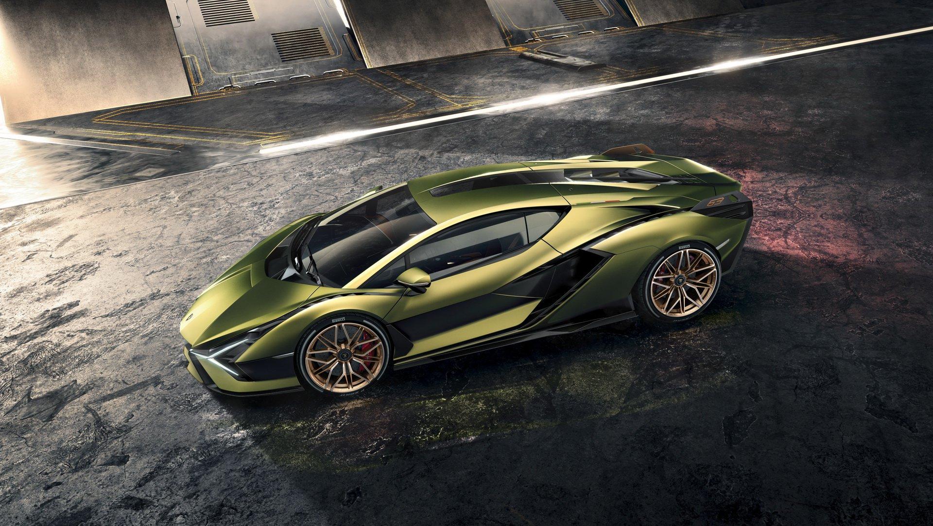 Lamborghini-Sian-1