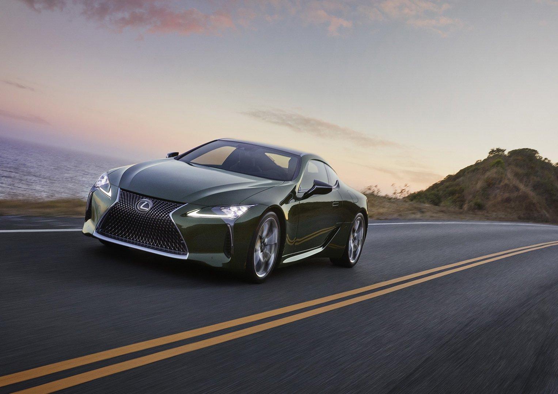 Lexus-LC-500-Nori-Green-Pearl-Inspiration-Series-1