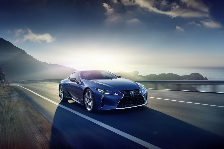 Image [ 20 of 48 ] - Paris Motor Show 2018 Lexus Highlights Lexus ...