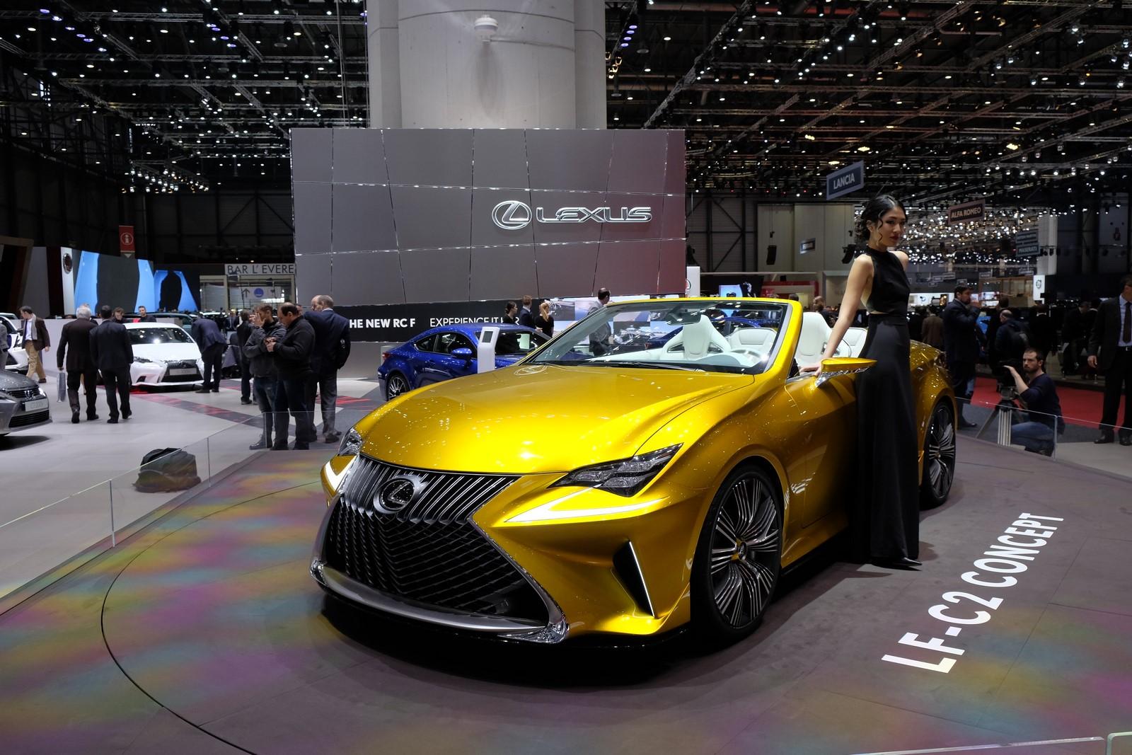 Lexus LF-C2 concept (1)