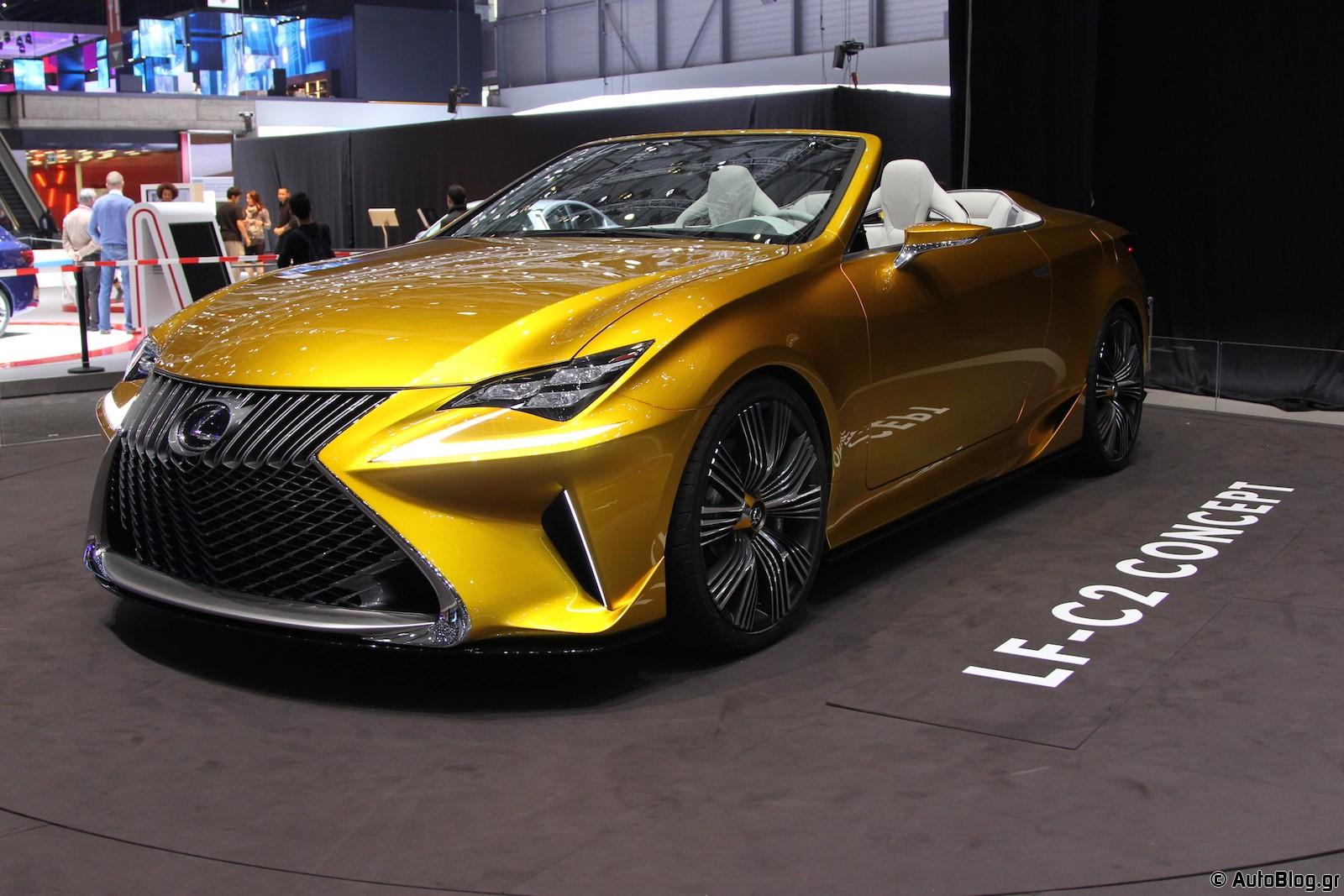 Lexus LF-C2 concept (11)