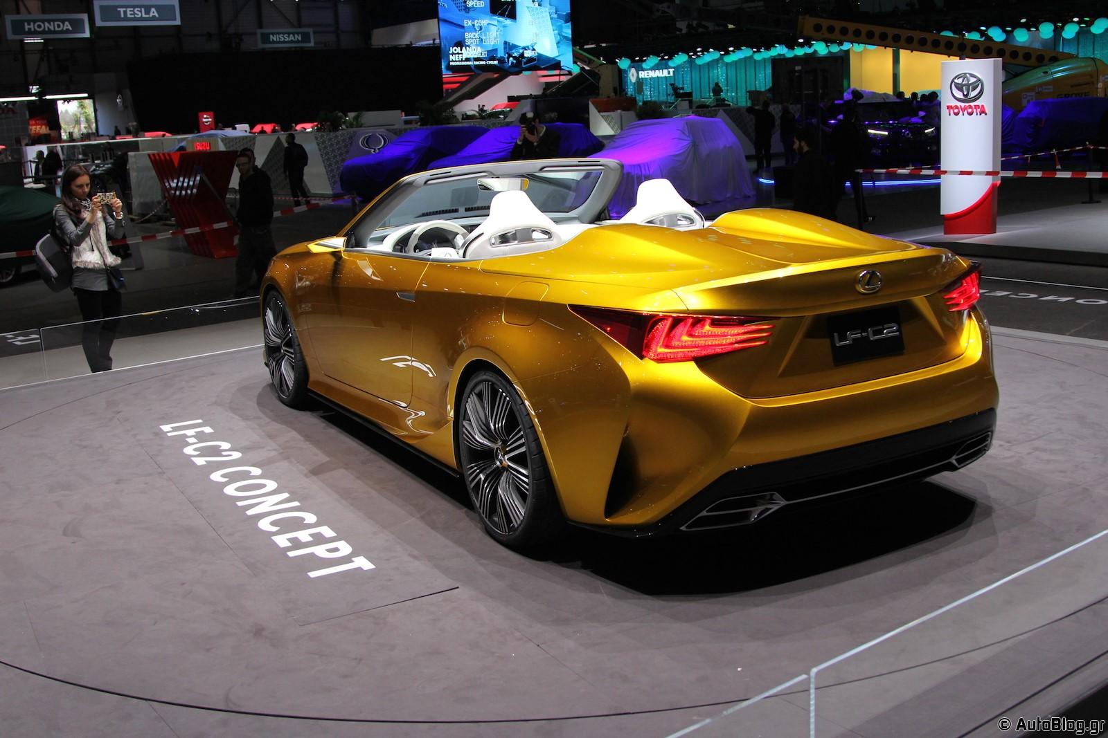 Lexus LF-C2 concept (13)