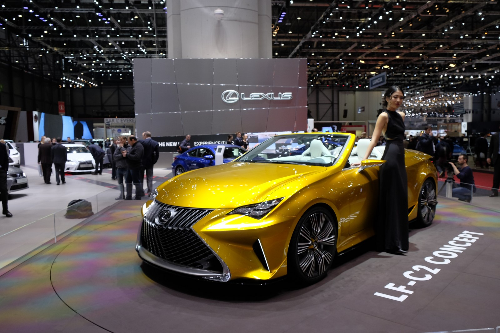 Lexus LF-C2 concept (2)