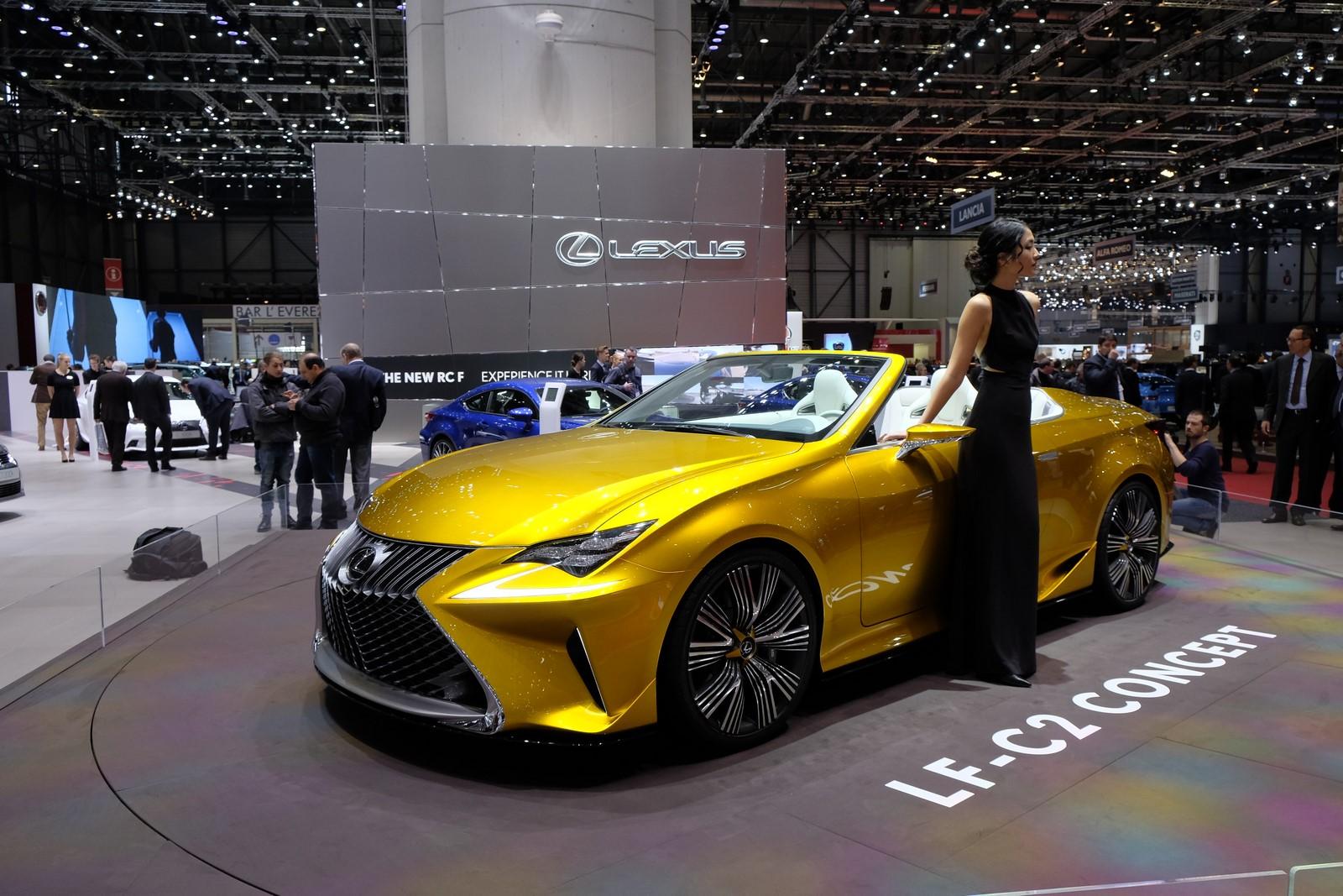 Lexus LF-C2 concept (3)